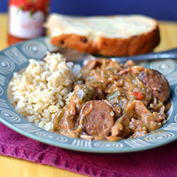 Smoked Chicken & Sausage Gumbo – Need I say More?