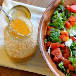 Creole Ranch Salad Dressing