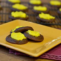 Hanukkah Coins Cookie