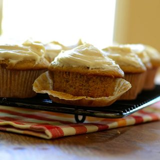French Toast Cupcake with Cinnamon Cream Cheese Frosting
