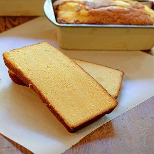 Pound Cake piece 500 rot