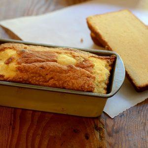 Pound cake pan 500