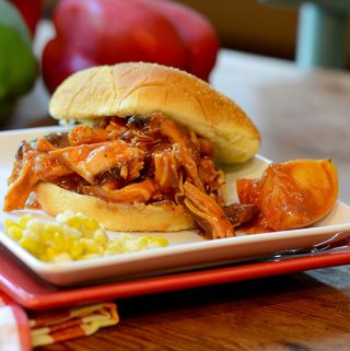 BBQ Chicken Sandwich
