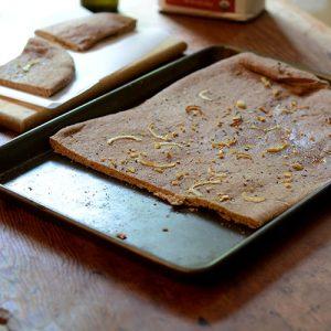 flat bread pan 500