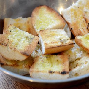Bread grilled 500