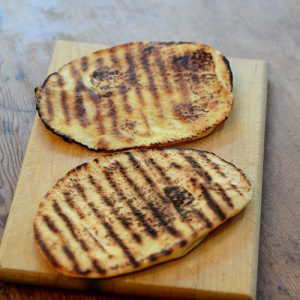 Naan grilled 500