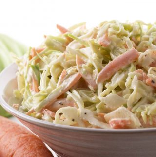 Tuesday's Tip – secrets of Good Cole Slaw