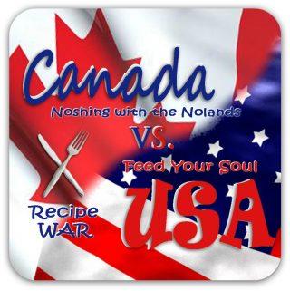 Recipe Wars – USA vs. Canada
