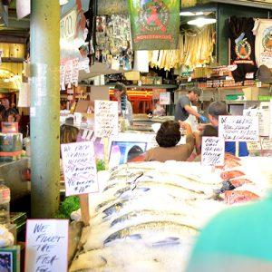 Pike Place Market 500