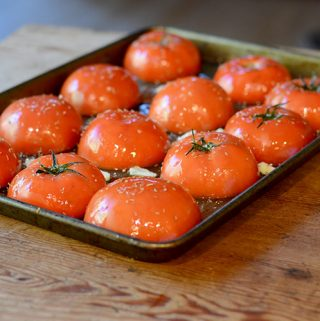 Tuesday's Cooking Tip #3 – Roasting Tomatoes