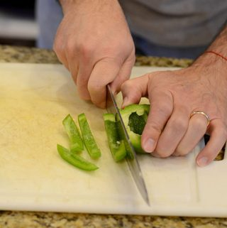Tuesday's Cooking Tip – How to Cut Bell Peppers
