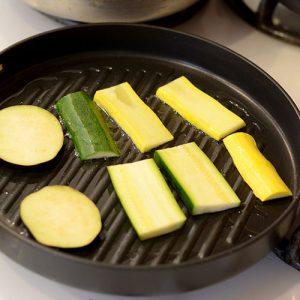 Veggies grilling 500