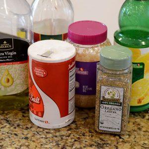 Lemon sauce ingred 500