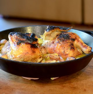 Rao's Famous Lemon Chicken