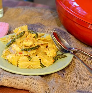 Mexican Pasta – Guest Post