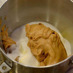 Peanut Butter added 500