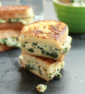 Spinach & Artichoke Melts