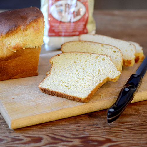 Gluten-Free Honey White Bread - Feed Your Soul Too