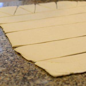 Triangles cut 500