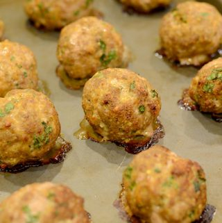 Tuesday's Tip – Italian Meatballs