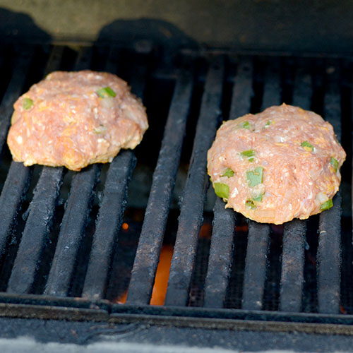 On grill 500