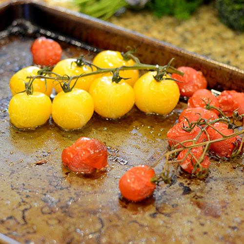 Tomatoes post-bake 500