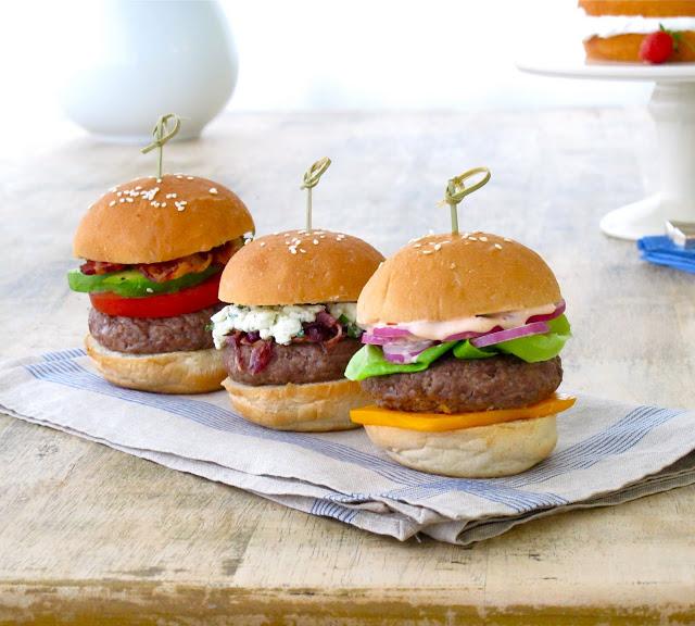Burger Trio