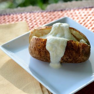Cauliflower Cheese Sauce