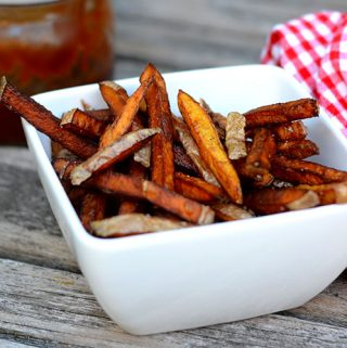 Tuesday Tip – Twice Fried French Fries