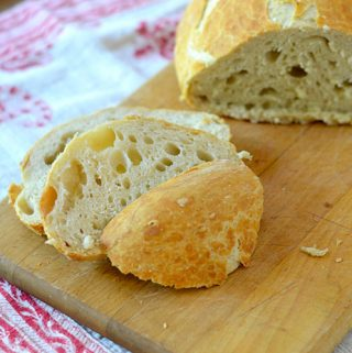 Crusty Rustic Bread
