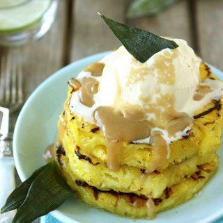 Friday Five – Grilled Desserts addition
