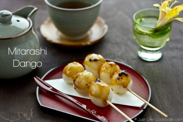 Mitarashi-Dango