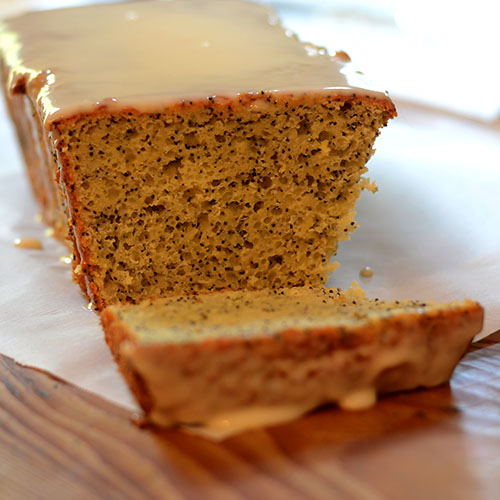 """Lemon Poppy Seed Loaf #lemon #poppyseed #loaf / feedyoursoul2.com"""