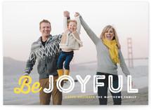 Be Joyful, Minted, Holidays, stationery, home decor, kitchen, art