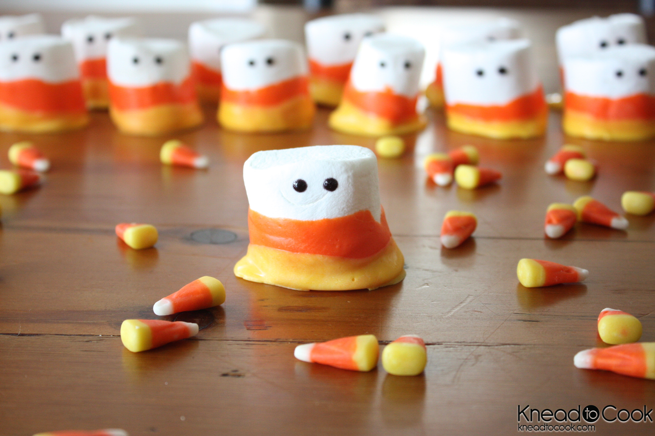 Candy Corn People