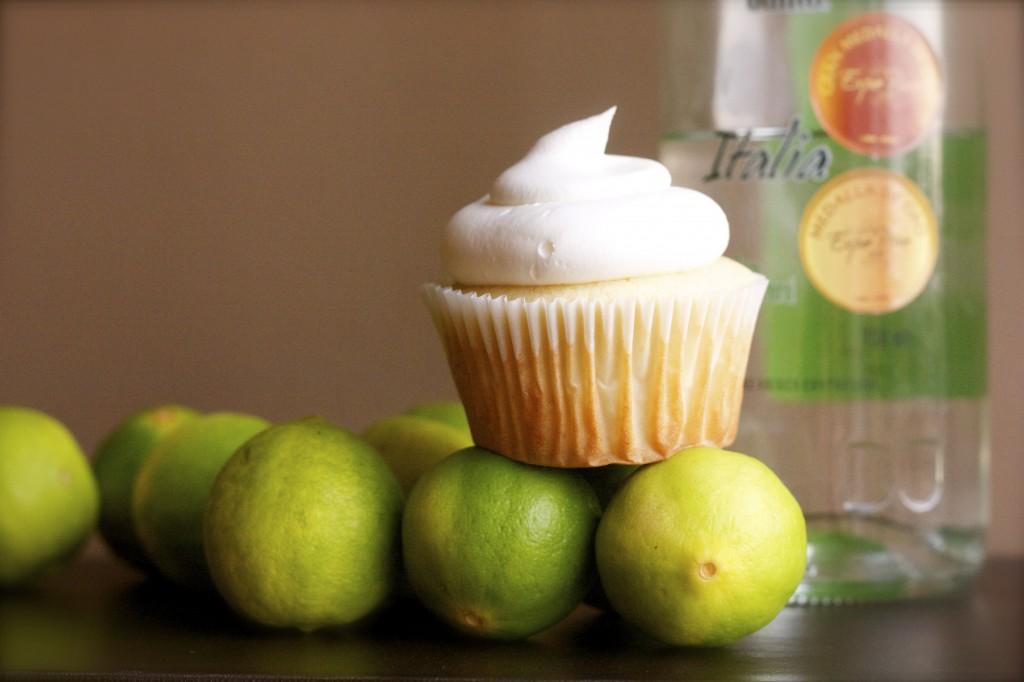 Pisco Sour Cupcake, Peruvian, Friday Five