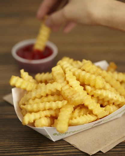 french fries, sugar shack