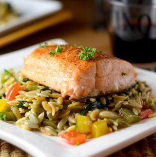 Tuesday Tip – Grilling Salmon