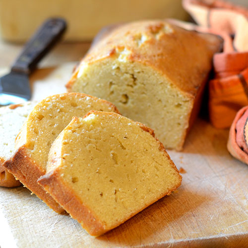 How Long To Cook Pound Cake In Loaf Pan