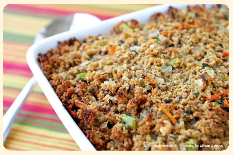 stuffing-recipe, Susie's Breadcrumb Stuffing