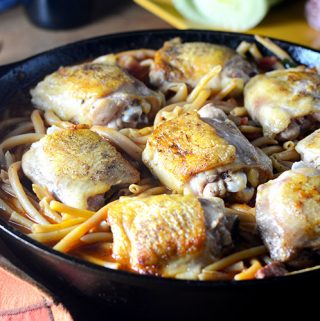 Chicken Calabrese