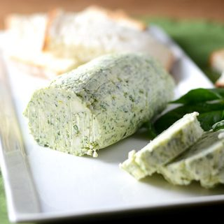 Pesto Compound Butter & Hamilton Beach Giveaway
