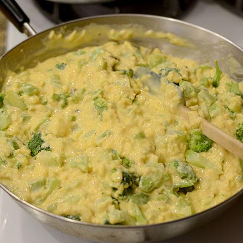 Broccoli Added