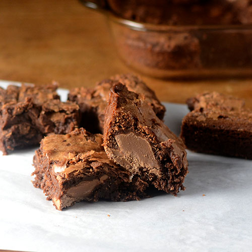 Mrs. Foster's Brownies