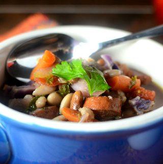 Farmhouse Cabbage Soup