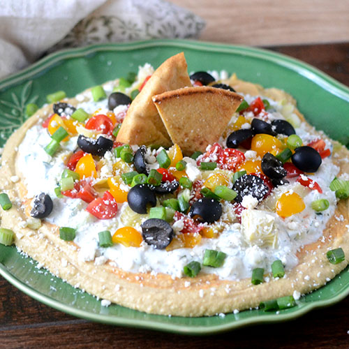 how to make 7 layer dip