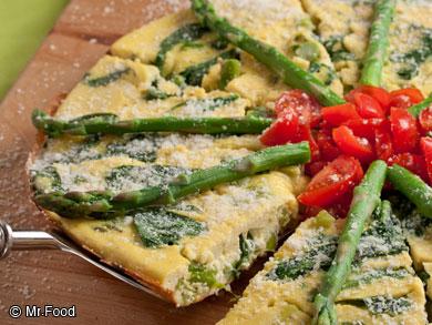 ... asparagus and walnut phyllo pie aka asparagus baklava with avgolemono