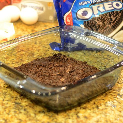OREO'S in Dish