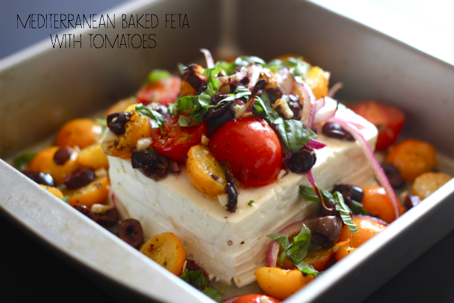 mediterranean-baked-feta-with-tomatoes