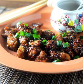 Asian Boneless Wings